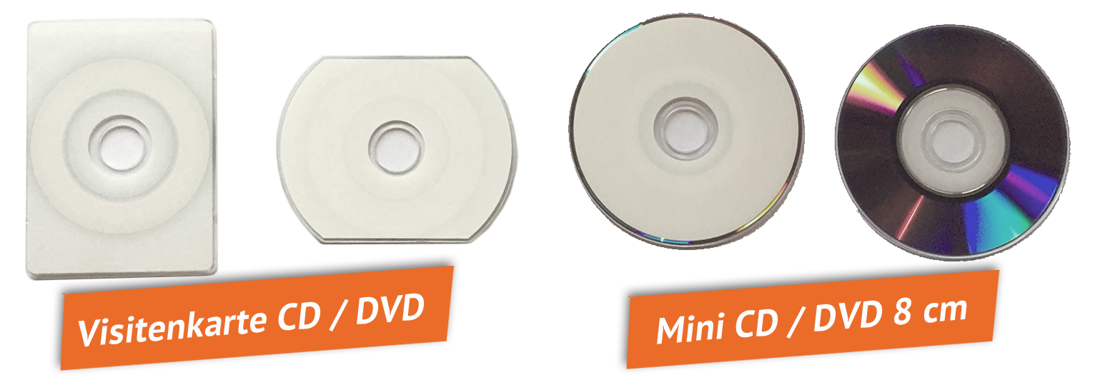 shop-nmc.de - Business Card CD-R and DVD-R