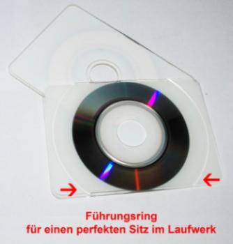 Visitenkarten Dvd Rohling 600 Mb 10 Stück